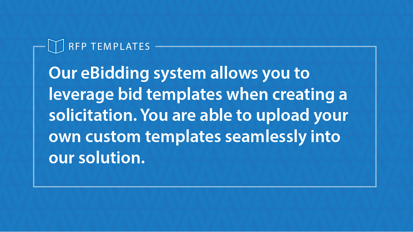Electronic Bidding Software & Sourcing Software for Public