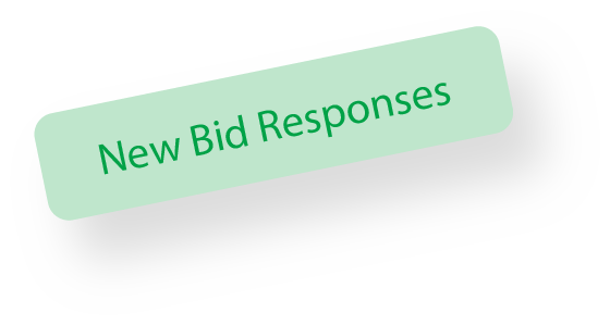 new bid responses